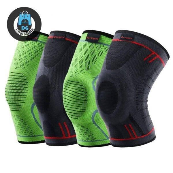 1 PC Knee Pads Compression Sports and Entertainment cb5feb1b7314637725a2e7: Advanced Blue|Advanced Green|General Blue|General Green|Upgraded Blue|Upgraded Green