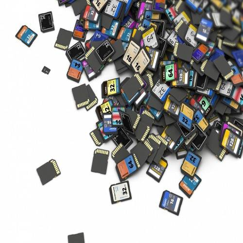 Memory Cards and SSD