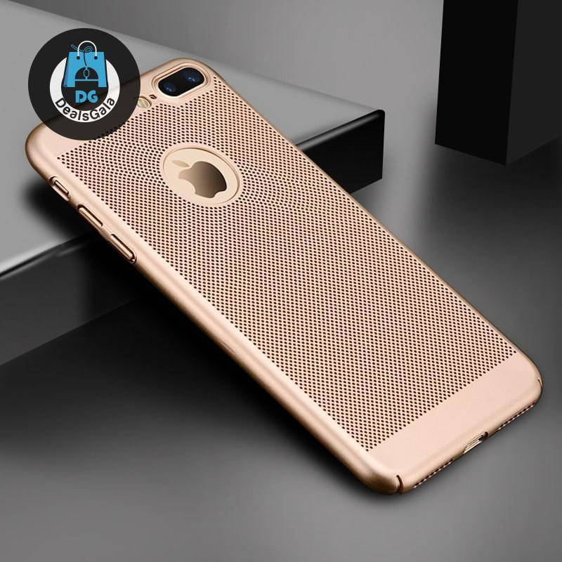 Breathing Solid Color Phone Case for iPhone