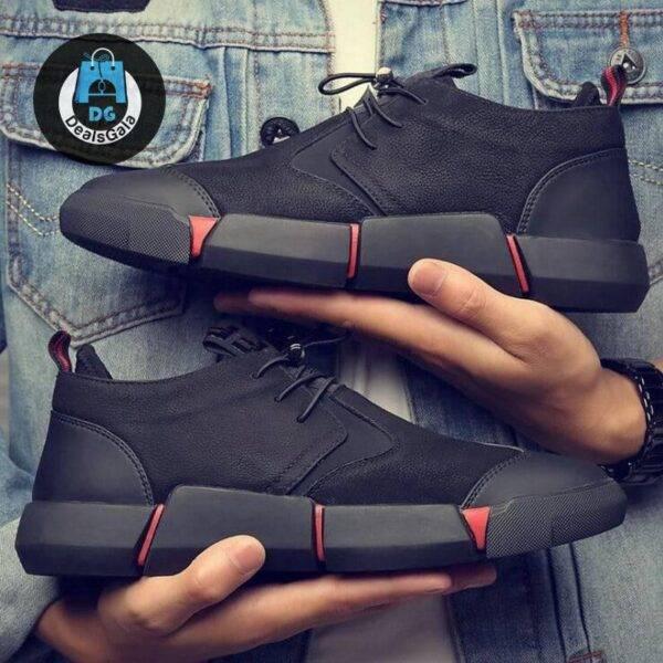 Men's Black Casual Shoes Shoes Men's Shoes cb5feb1b7314637725a2e7: black no fur|black with fur