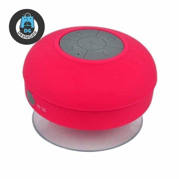 Wireless Waterproof Speaker Consumer Electronics Home Audio and Video Speakers cb5feb1b7314637725a2e7: Black Blue Green Red White Yellow