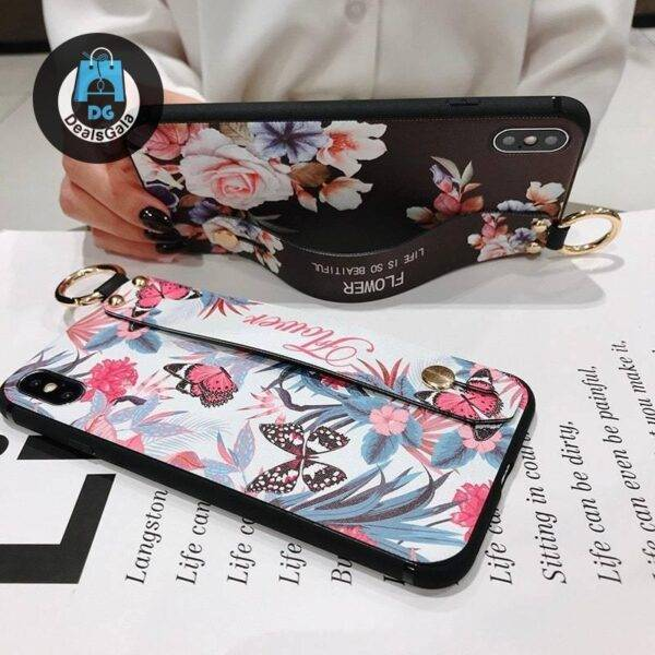 Soft TPU Case for iPhone with Wrist Strap Phone Cases and Bags d92a8333dd3ccb895cc65f: For iPhone 11|For iPhone 11 Pro|For iPhone 11Pro Max|For iPhone 6 6S|For iphone 6plus|For iPhone 7|For iphone 7plus|For iPhone 8|For iPhone 8plus|For iPhone SE 2020|For iphone X(XS)|For iPhone XR|For iPhone XS MAX