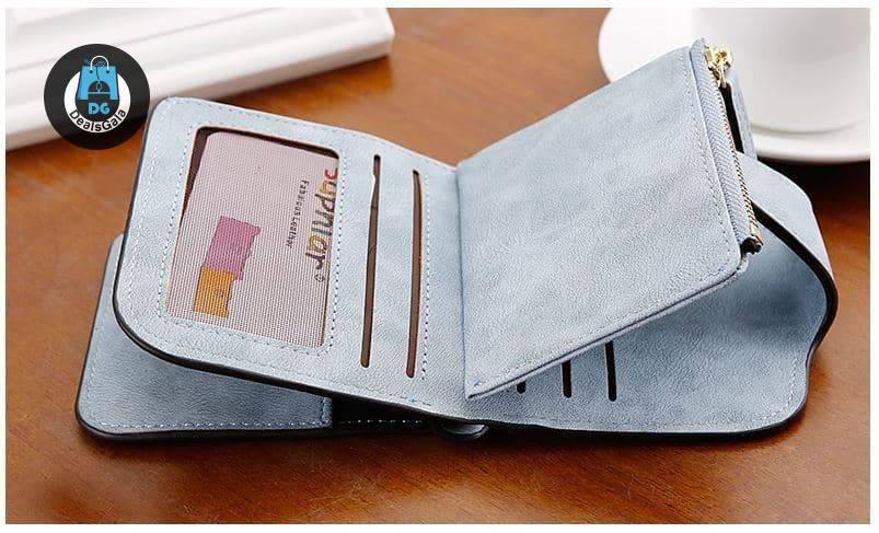 Women'sFaux Suede Wallet