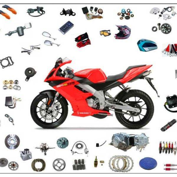 Motorcycle Accessories and Parts