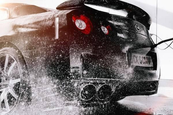 Car Wash and Maintenance
