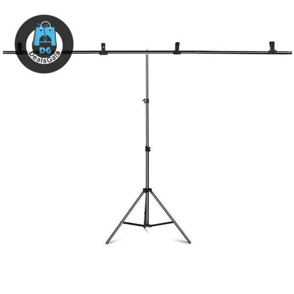 Adjustable T-Shaped Aluminum Backdrop Stand Camera and Photo Accessories 1ef722433d607dd9d2b8b7: China|Germany|Russian Federation|Spain