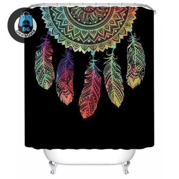 Boho Dream Catcher Printed Shower Curtain Bathroom Accessories Shower Curtains Home Equipment / Appliances cb5feb1b7314637725a2e7: 1|10|11|12|13|14|15|16|17|18|19|2|20|21|21|3|4|5|6|7|8|9