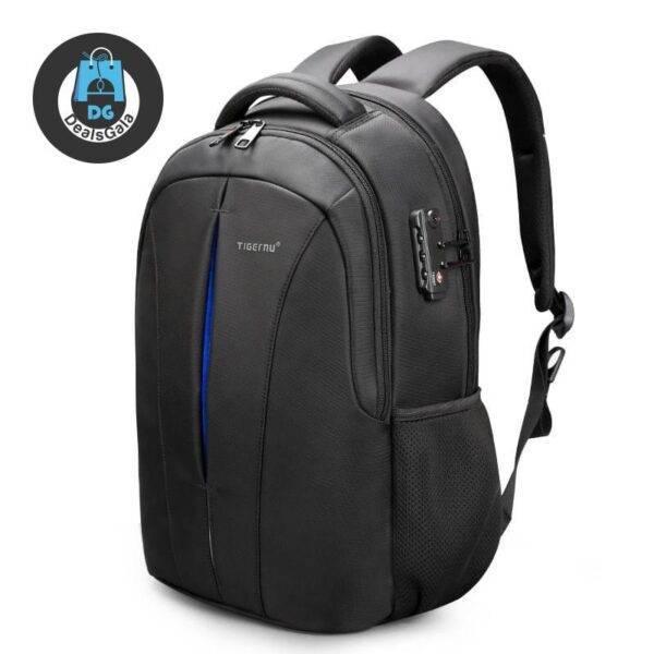 15.6 inch Laptop Backpack with TSA Lock Men's Bags Women's Bags Women Backpacks cb5feb1b7314637725a2e7: Bk blue expandable|black and blue|Black and Blue USB|Black and Orange|Black and Orange USB|Black Blue upgrade|Black orange upgrade