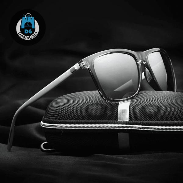 Classy Men's Sunglasses with Aluminum Frame Men's Glasses af7ef0993b8f1511543b19: Black|black silver gray|Blue|dark green|day night dual|photochromic|Silver