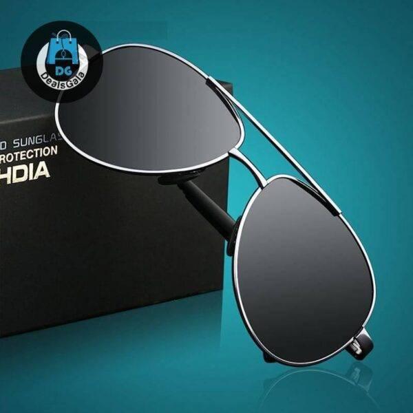 Men's Designer Pilot Sunglasses Men's Glasses af7ef0993b8f1511543b19: Black|Gold|gray|Silver