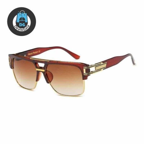 Men's Luxury Gradient Square Sunglasses Men's Glasses af7ef0993b8f1511543b19: C01|C02|C03|C04|C05|C06|C07|C08|C09|C10|C11