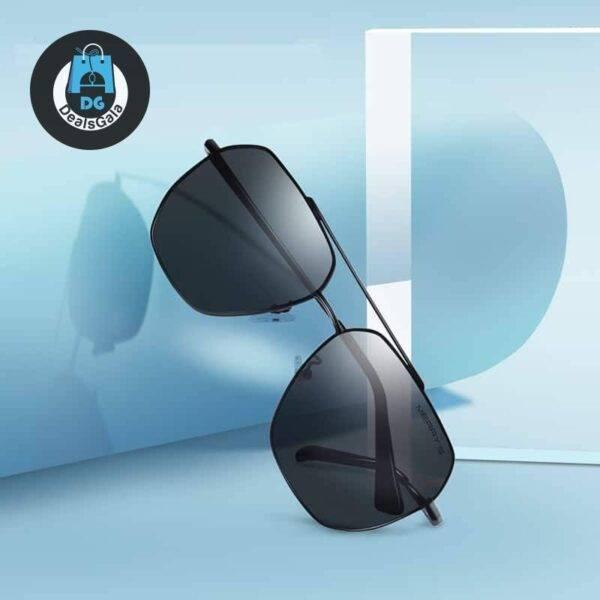 Men's Aviator Square Sunglasses Men's Glasses af7ef0993b8f1511543b19: C01 Black|C02 Gray|C03 Blue|C04 Silver|C05 Green|C06 Red