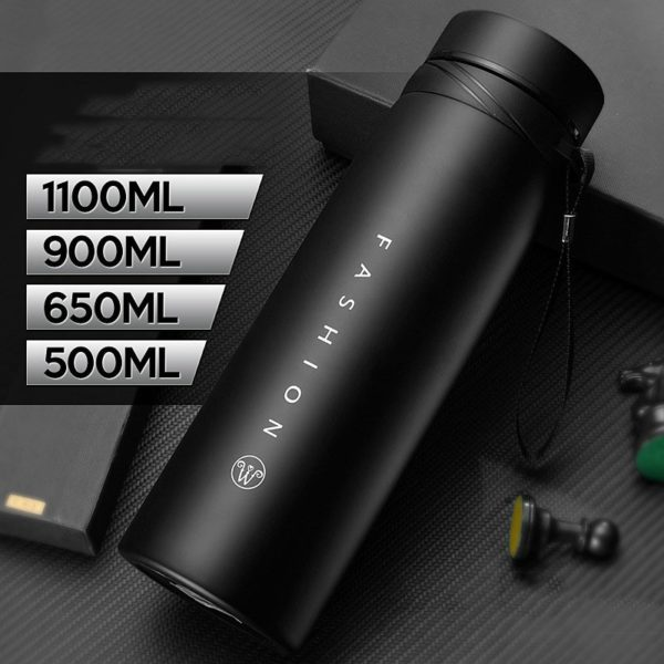Thermos Bottle Stainless Steel Home Equipment / Appliances 3b8f7696879f77dfc8c74a: 1100ml 500ml 650ml 900ml