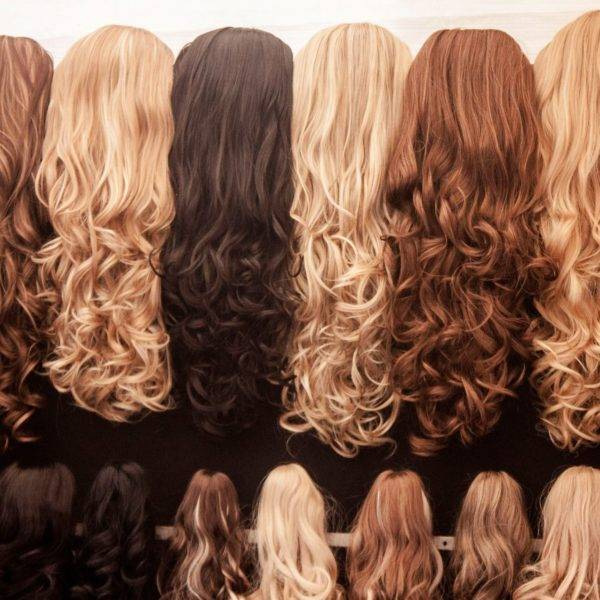 Hair Extensions and Wigs