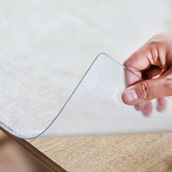 Table protector Soft plastic tablecloth cb5feb1b7314637725a2e7: Scrub 1.5mm