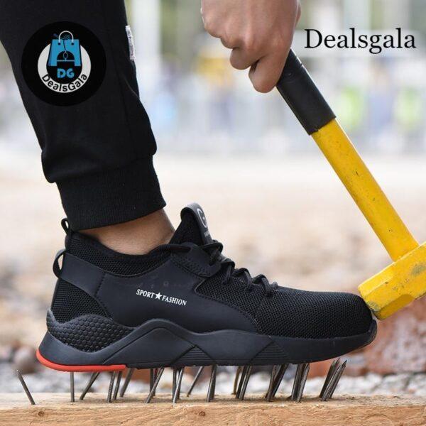 Toe Cap Protective Work Shoes 5f436df649baa5b7401155: 36|37|38|39|40|41|42|43|44|45|46