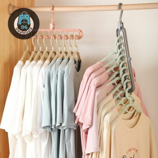 Pastel Color Hangers 1/2 Pcs Set cb5feb1b7314637725a2e7: Green 1 PC|Green 2 PCS|Grey 1 PC|Grey 2 PCS|Pink 1 PC|Pink 2 PCS|White 1 PC|White 2 PCS