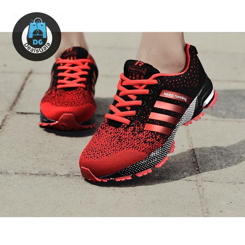 Lightweight Running Shoes for Men & Women cb5feb1b7314637725a2e7: Blue Gray Green